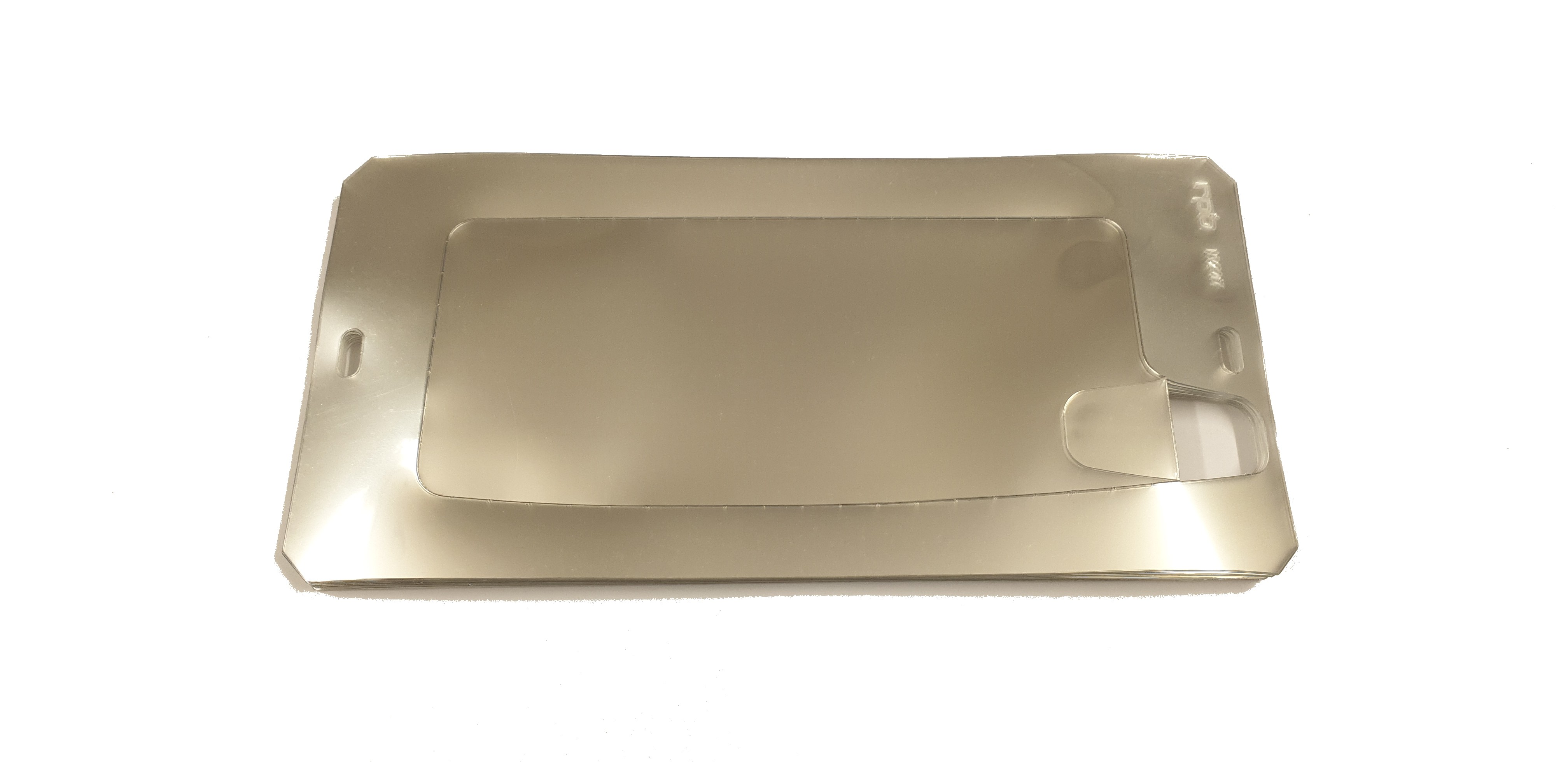 Verschleißscheibe (Abreißfolie) f. NOVA 2000 50 Stk/Pkg