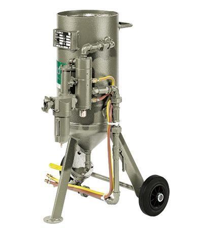 Clemco Strahlkessel SCW-1028 20 Liter