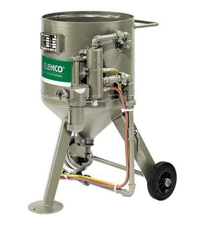 Clemco Strahlkessel SCW-1628 40 Liter